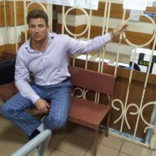 Почему адвокат Рыбин приковал себя наручниками в Краматорском суде