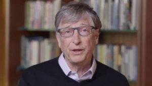 Билл Гейтс. Фото twitter.com/billgates