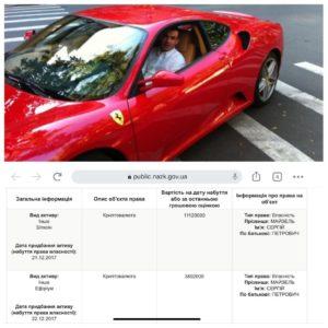 Сергей Майзель инвестировал в две криптовалюты, фото: instagram.com