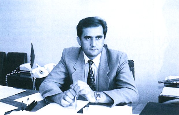 Александр Васильевич Разумков