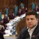 Зеленский против Конституционного суда: приведет ли давление Запада к нивелированию судебных решений в Украине?