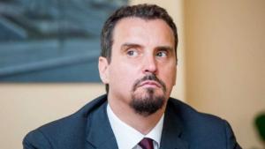 """Айварас Абромавичус, гендиректор """"Укроборонпрома"""" в 2019-2020 гг. Фото из Facebook"""
