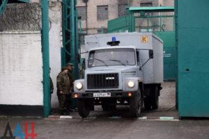 освобождение заключенных в ДНР