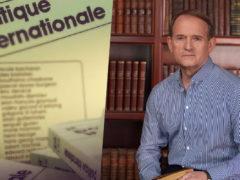 Интервью Виктора Медведчука влиятельному французскому изданию Politique Internationale