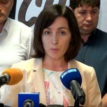 Госпожа Санду заявила о желании вывести российские войска из Приднестровья