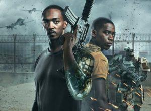«Смертельная зона» от Netflix: что забыли афроамериканцы и боевые роботы в степях Украины