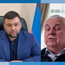 Кравчук объяснил свой разговор с главой ДНР в эфире российского ток-шоу