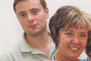 Наталья Витальевна Витренко - мама Юрия