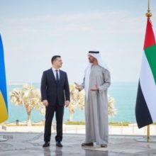 Визит Зеленского в ОАЭ: подготовка к открытию рынка земли