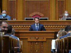 «Готов отчалить»: уйдет ли Разумков к Ахметову?