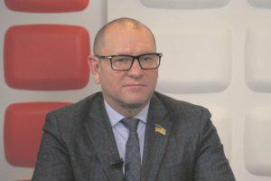 Евгений Шевченко, народный депутат от СН