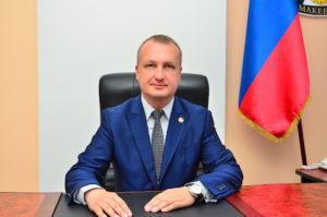 Сейчас руководит Макеевкой Сергей Голощапов