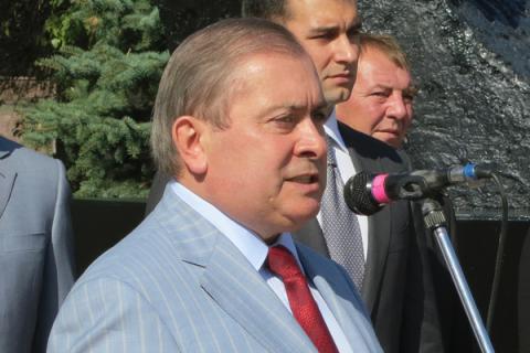 Мэр Александр Мальцев